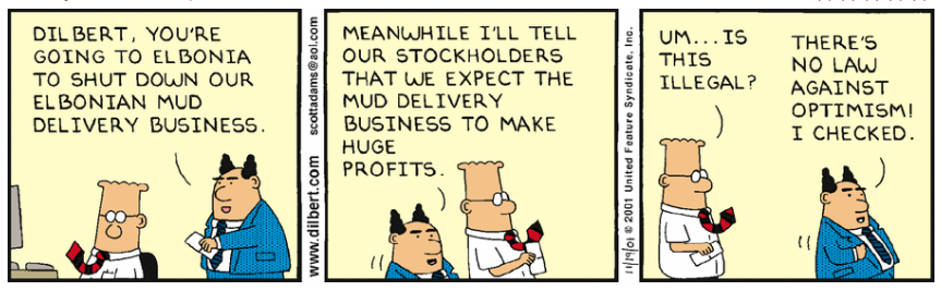 Source: http://www.dilbert.com