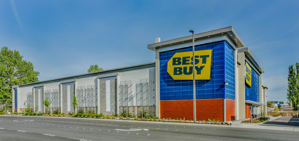 Best Buy Bellevue
