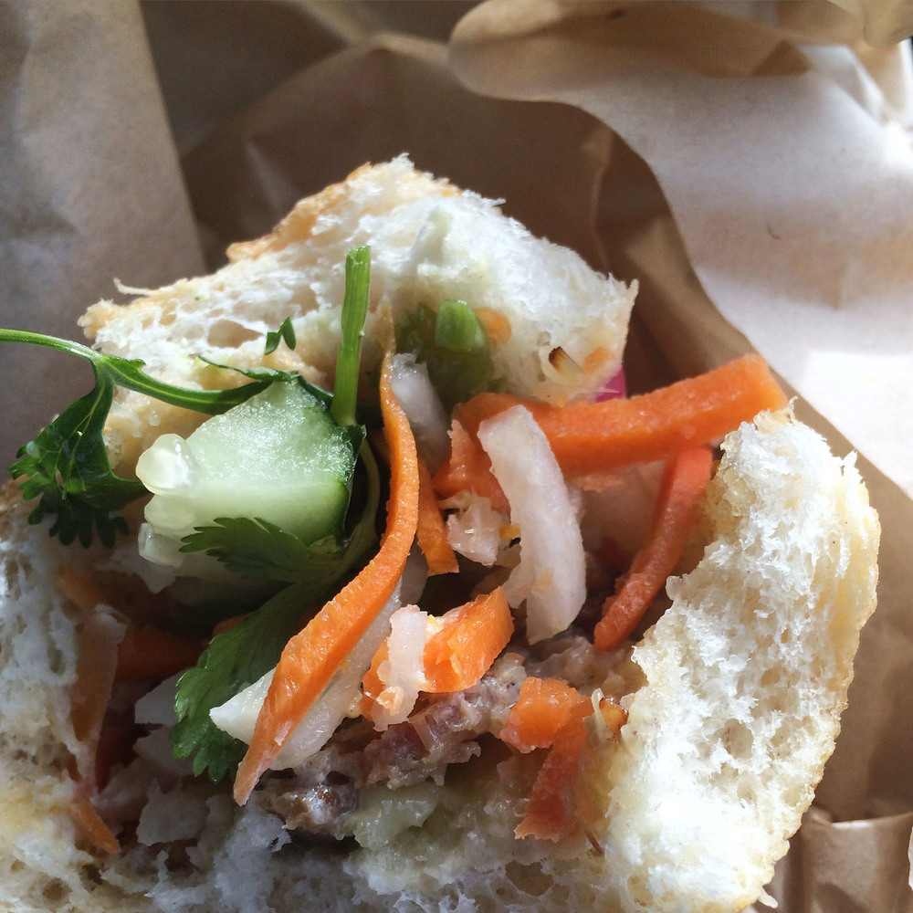 Grilled Pork Banh Mi from Banh Mi Unwrapped