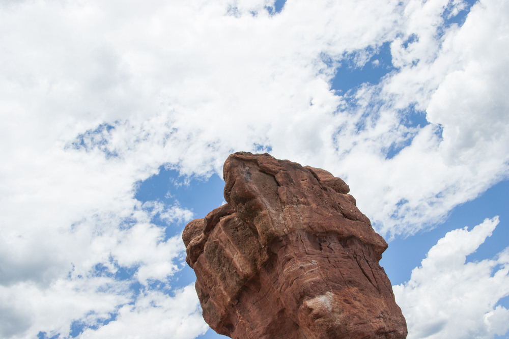 Colorado Springs: Balanced Rock