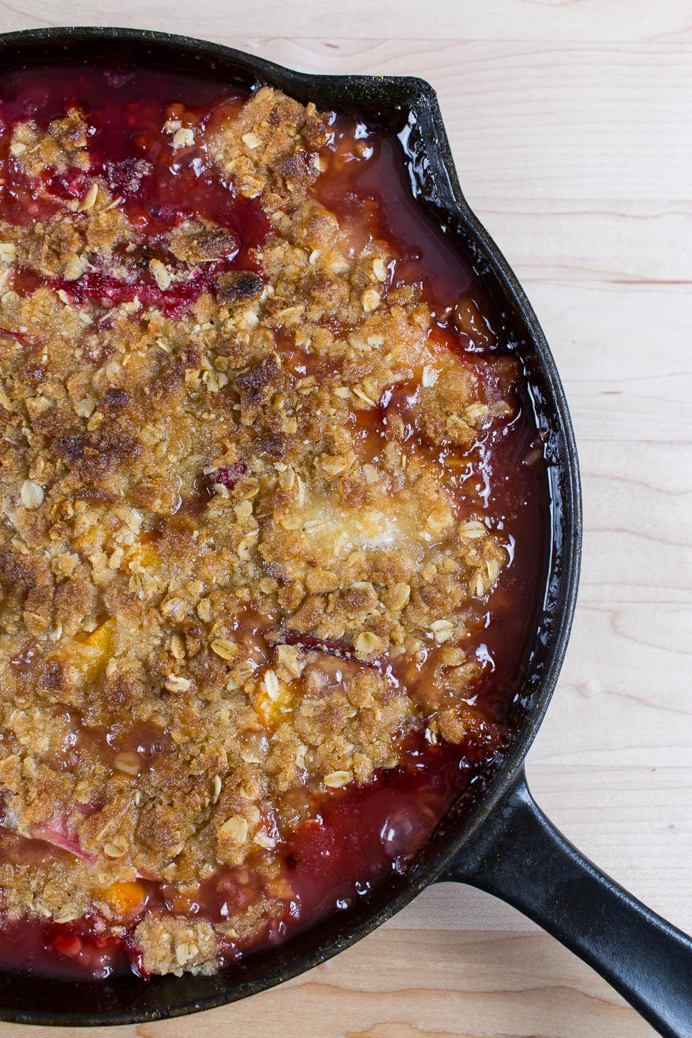 stone fruit raspberry crumble-3.jpg