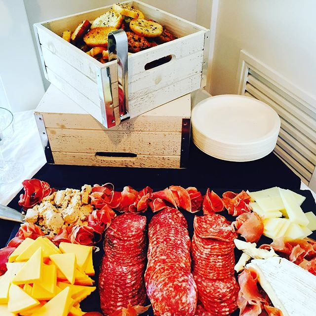 Charcuterie and cheese, please!  #privatechef #yummy #nomnomnom