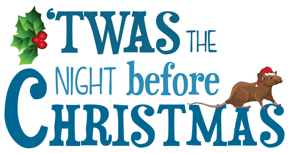 twas the night before christmas rude