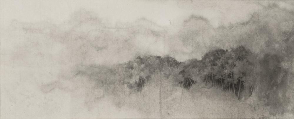 17031 山峡の風景 (170x415mm), ¥114,500-