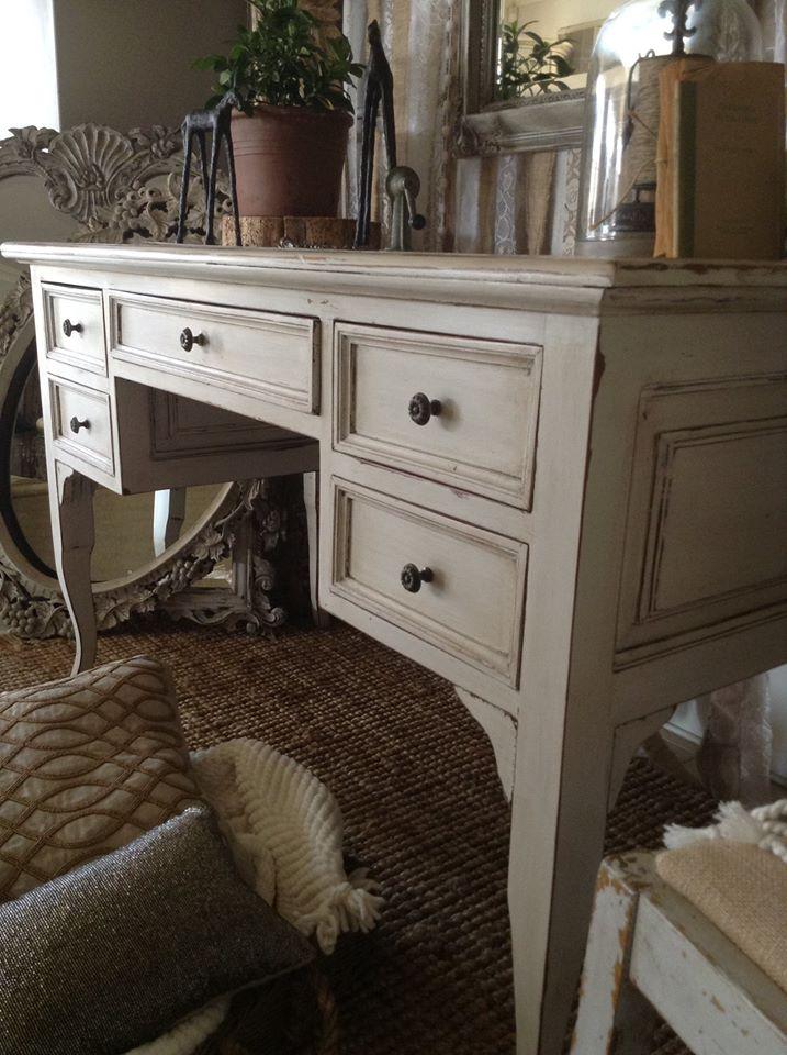 """True Love!!"" Vintage French Desk..."