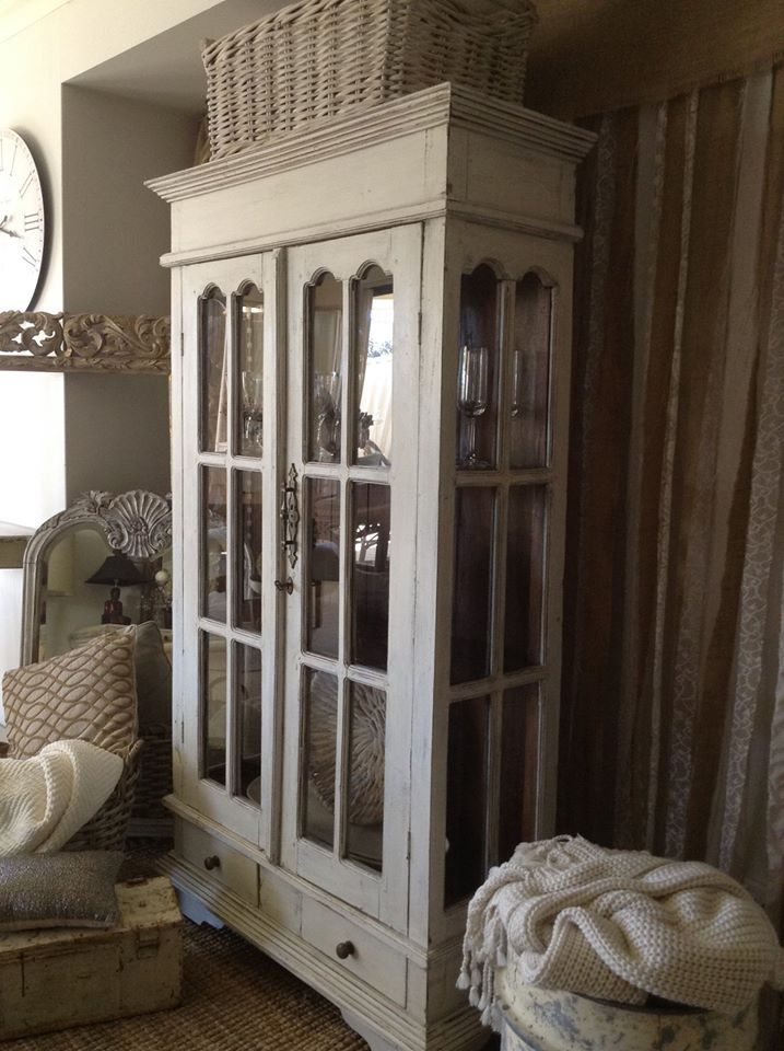 """""""French Display Cabinet..."""""""