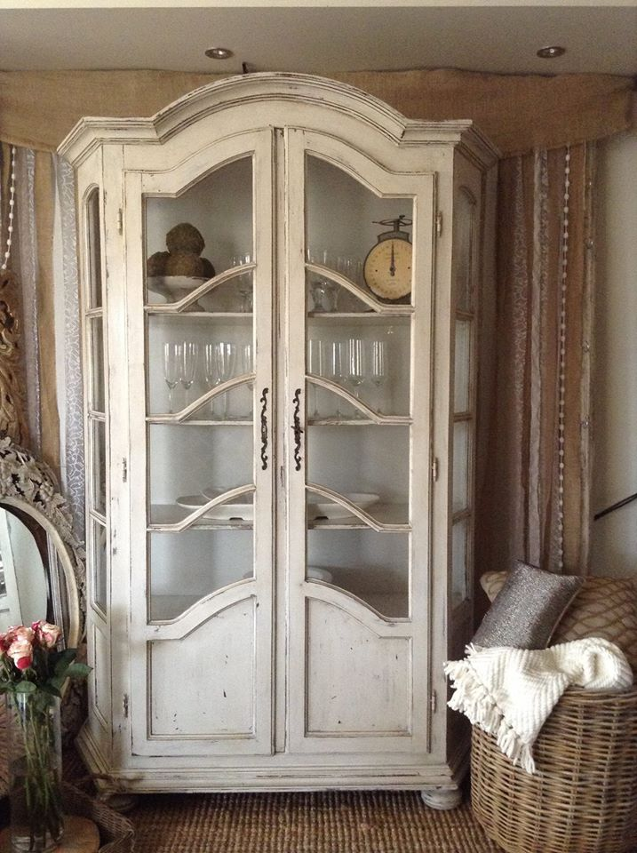 """""""Classic French Display Cabinet.."""""""