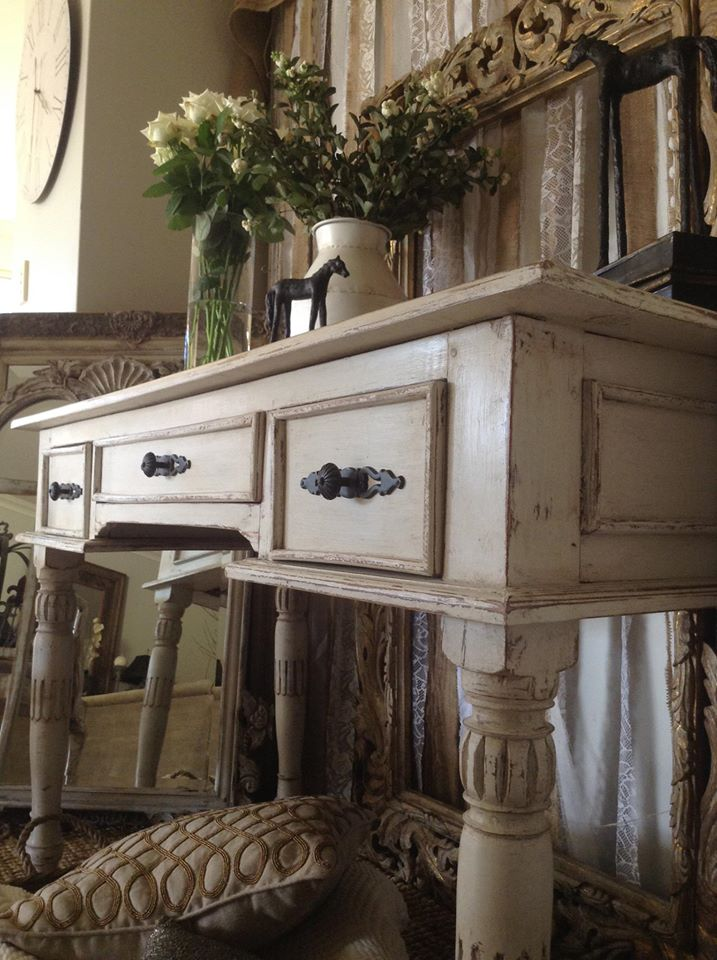 """""""French Provincial Desk..."""""""