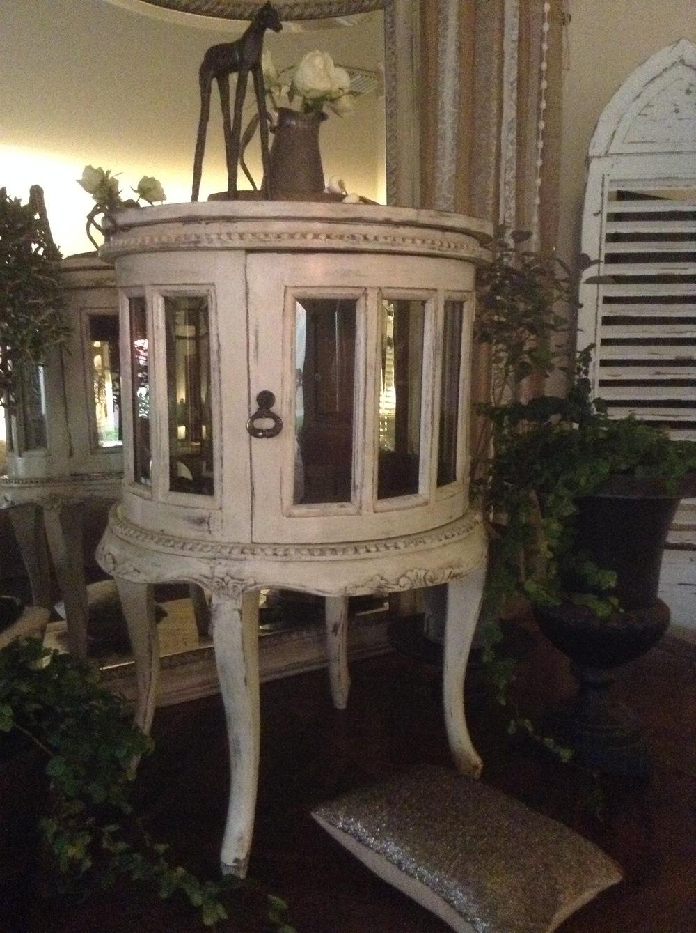 """""""Let Them Eat Cake!!"""" 'Marie Antoinette' Vintage Cabinet..."""