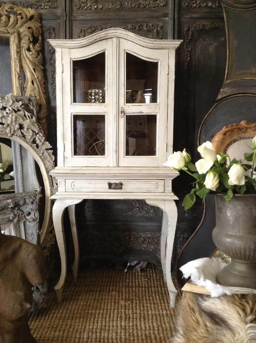 """""""Marie Antoinette Display Cabinet..."""""""