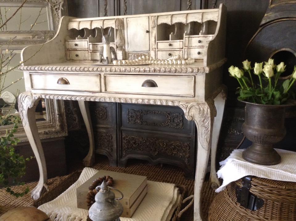 """To Kill A Mockingbird!!"" French Antiquated Desk!! x"