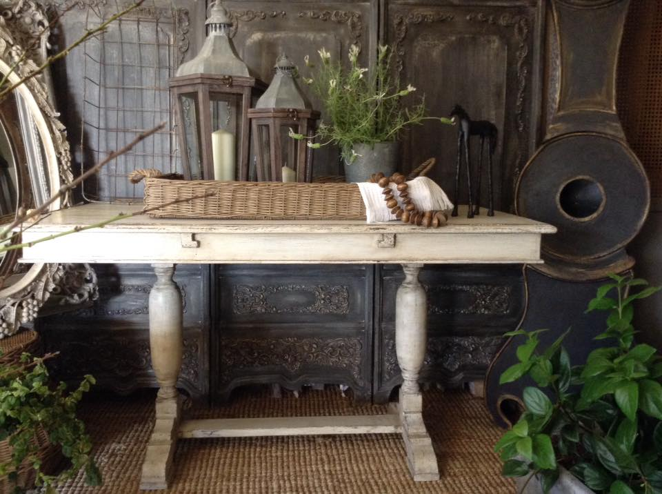 """""""St Germain Chic!!"""" French Table / Desk... x"""