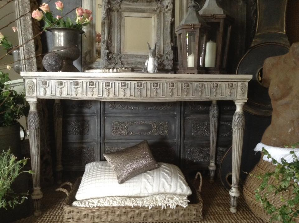 """""""An Affair To Remember!!"""" French Antique Desk..."""