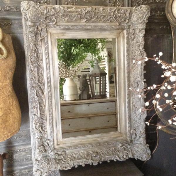 """Champagne & Caviar!!"" Marie Antoinette Mirror..."