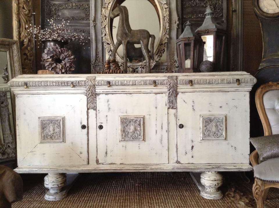 """Quintessentially French!!"" French Antique Buffet...."