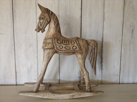 """Les Olivettes!!"" Antiquated French Horse...."