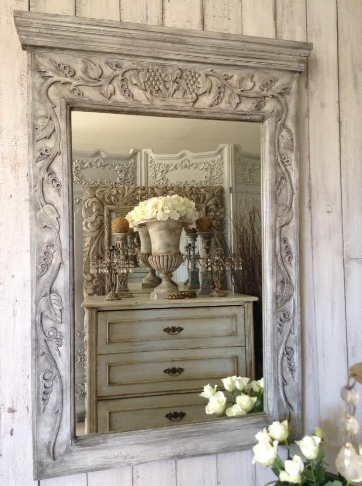 """""""La Belle Juliette!!""""  Trumeau Mirror LOVE!! x"""