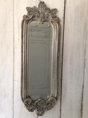 """"""" ¡Ay, Caramba!!"""" Ornate Wee Mirror..."""