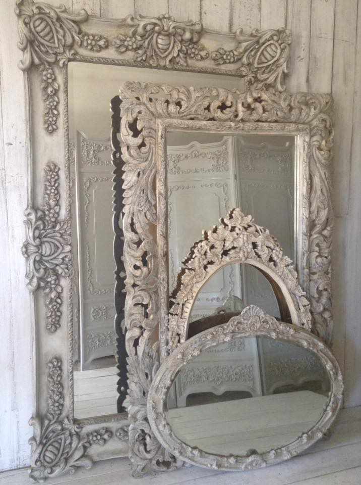 """French Mirror LOVE!!"" x"