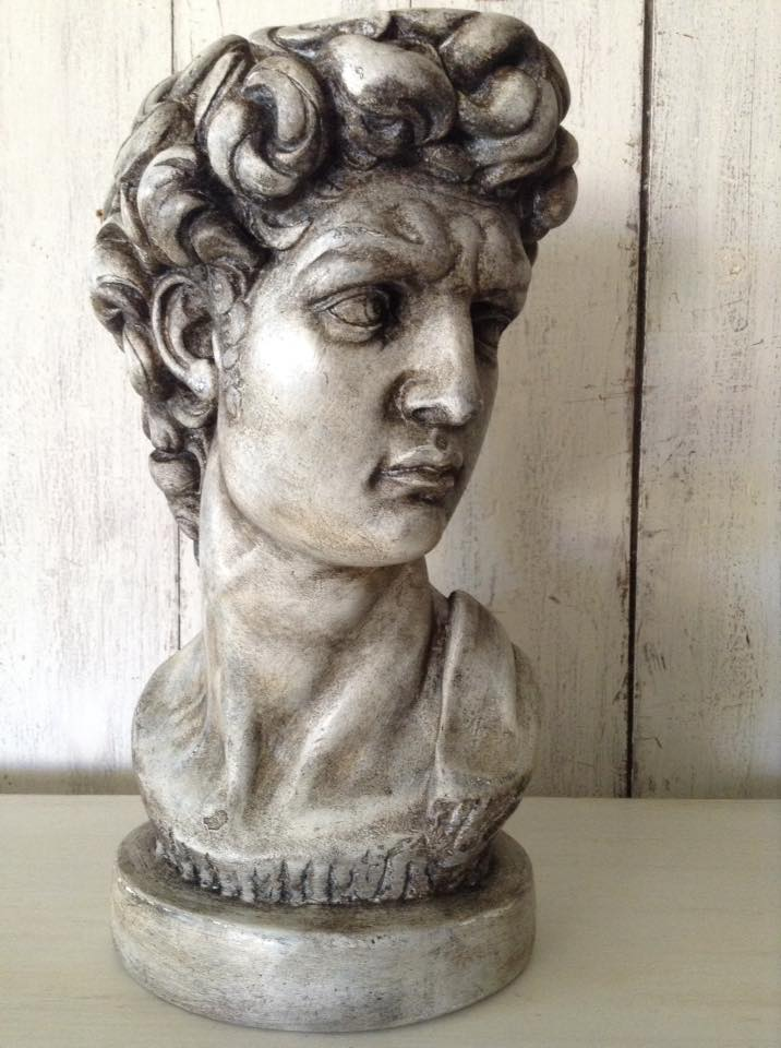 """Renaissance Gem!!""  Michelangelo's David... x"