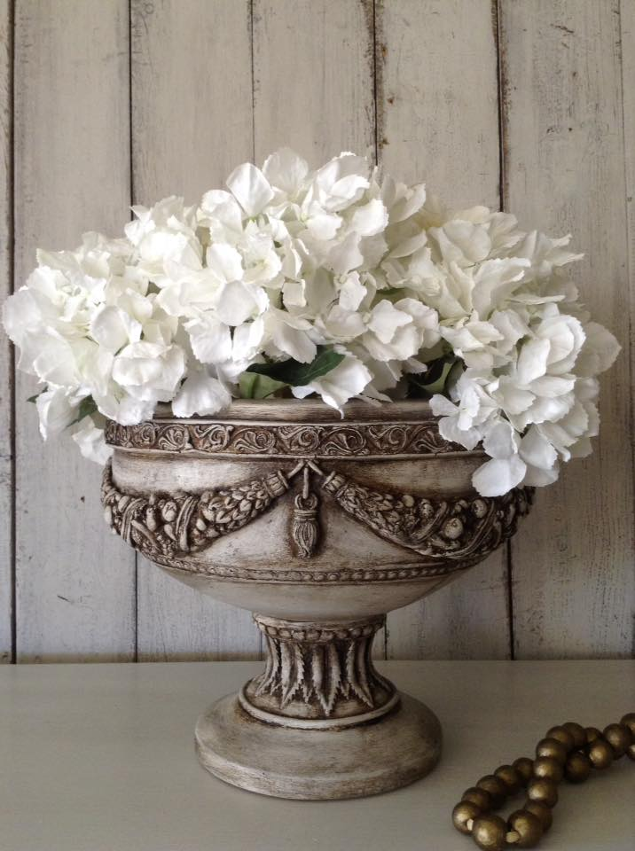 """Rustic Luxe!!"" French Jardiniere... x"