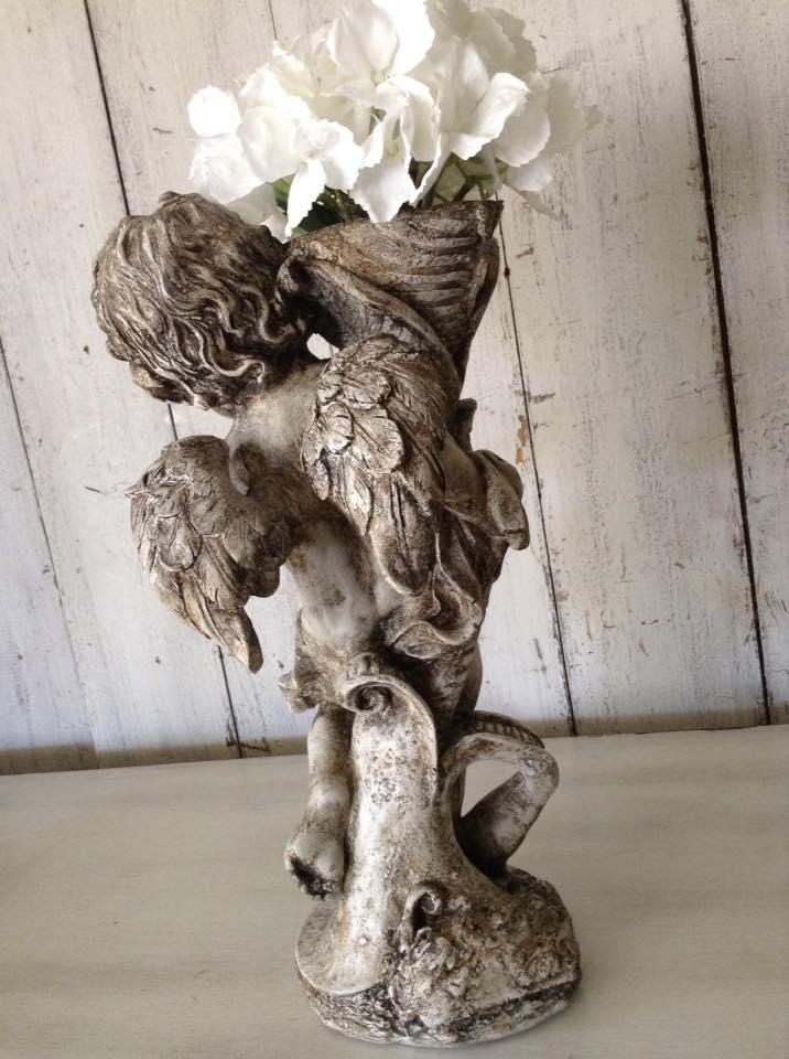 """Winged Cherub LOVE!!"" x"