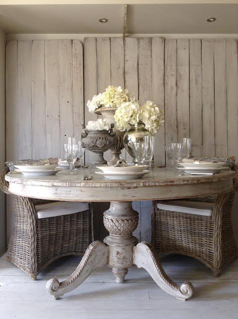 """French Provincial Table LOVE!!"" x"