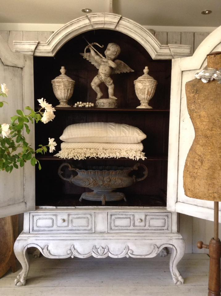 """French Armoire LOVE!!"" x"