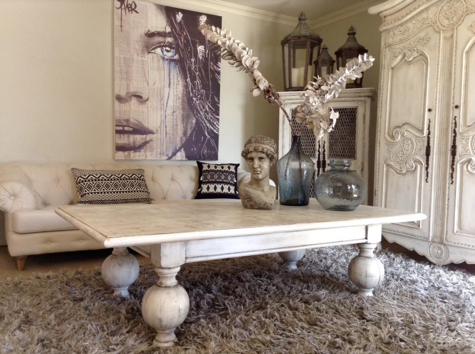 """""""Rock The Kasbah!!"""" French Moroccan Coffee Table... x"""