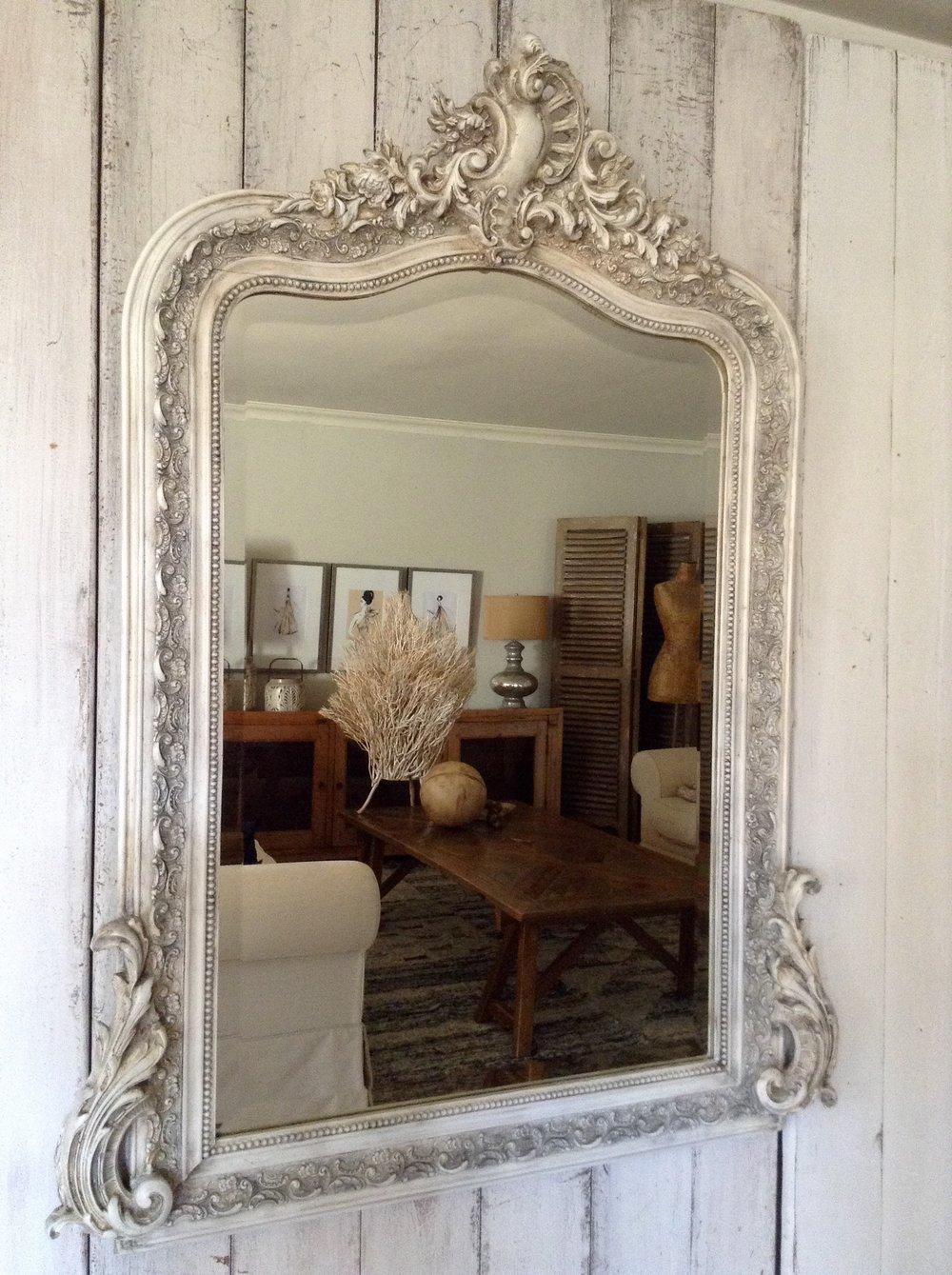 """""""Antique Mirror LOVE!!"""" x"""