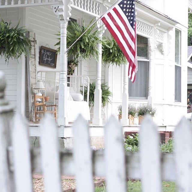 Happy Birthday, America!!🇺🇸#usausausa #nestive #nashville #home #letfreedomring