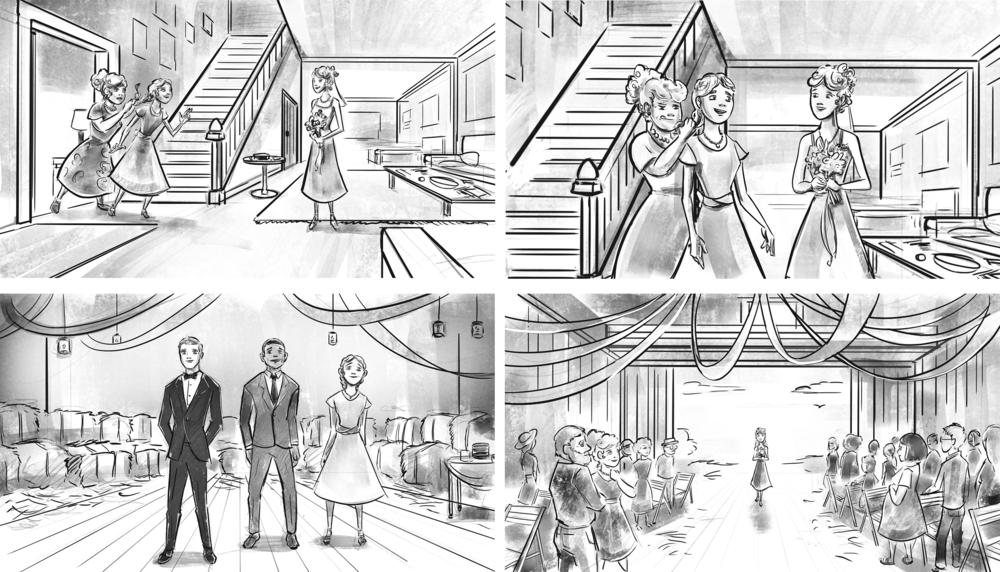 Storyboards - Amazon Kindle