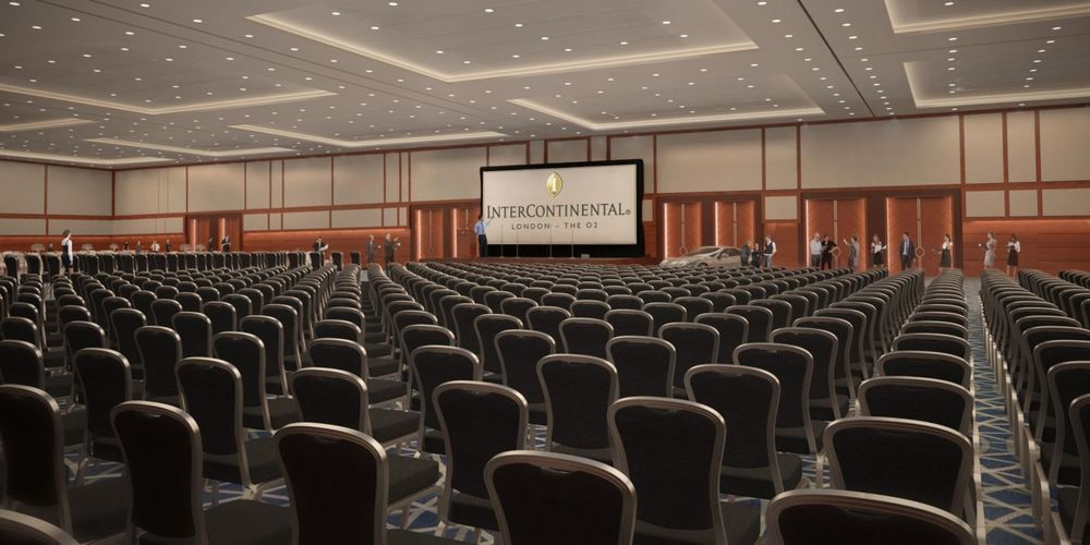 Arora Ballroom - Conference Centre [IHG]