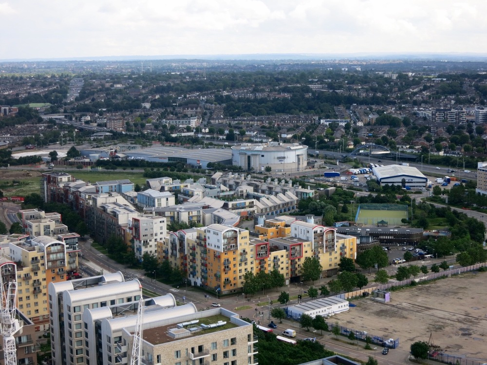 Greenwich Millennium Village and Millennium Primary School
