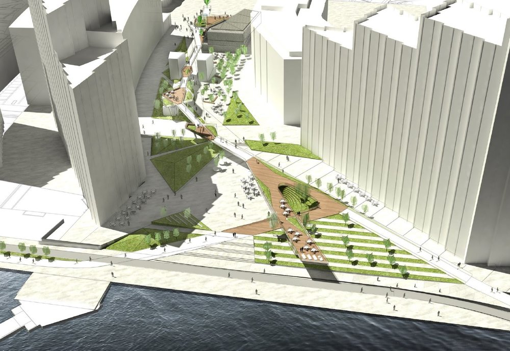 The P5K: Greenwich Peninsula's answer to New York's High Line [DS+R]