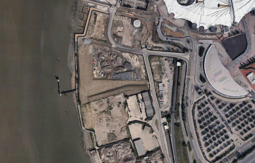 Delta Wharf (Meridian Quays) 2013