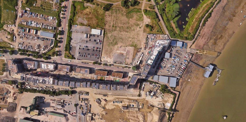 Greenwich Millennium Village 2017