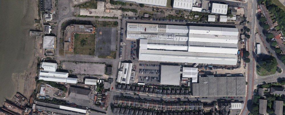 Telegraph Works/Precision & Enderby Wharf 2013