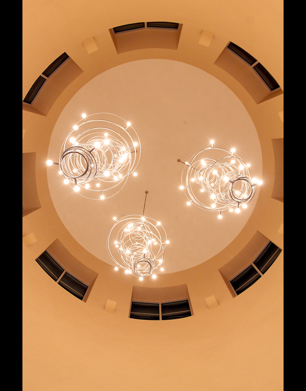 Ceiling View, Miami Restaurant