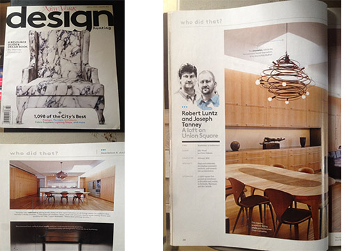 2012 New York Magazine design hunting issue