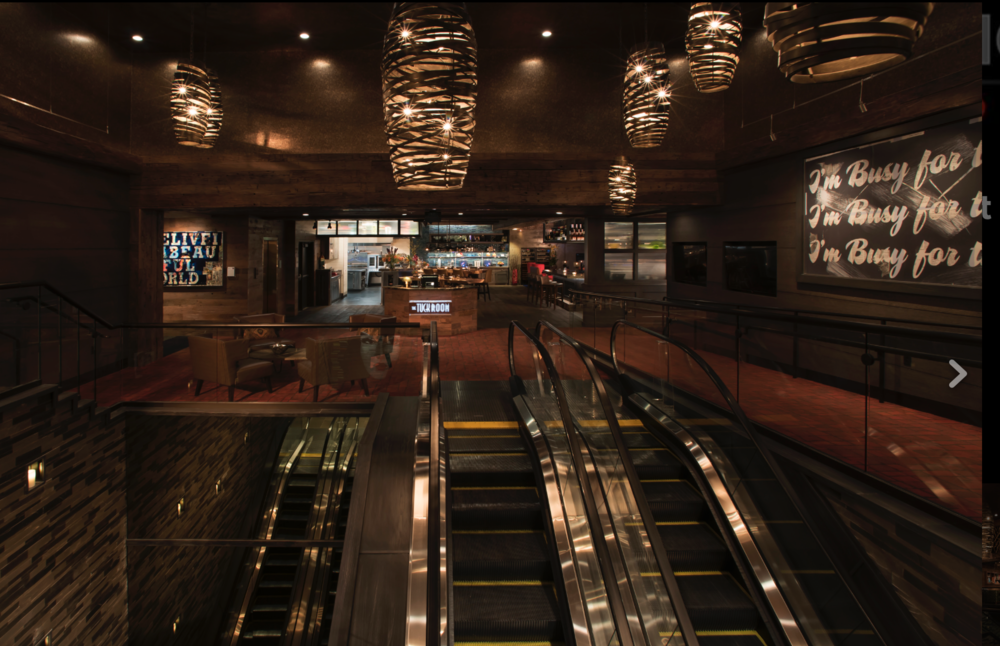 Ipic Theater Houston commissioned by:Karen Hanlon designs