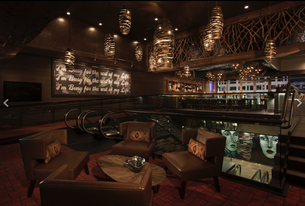 Ipic Theater Houston, commissioned by: Karen Hanlon designs