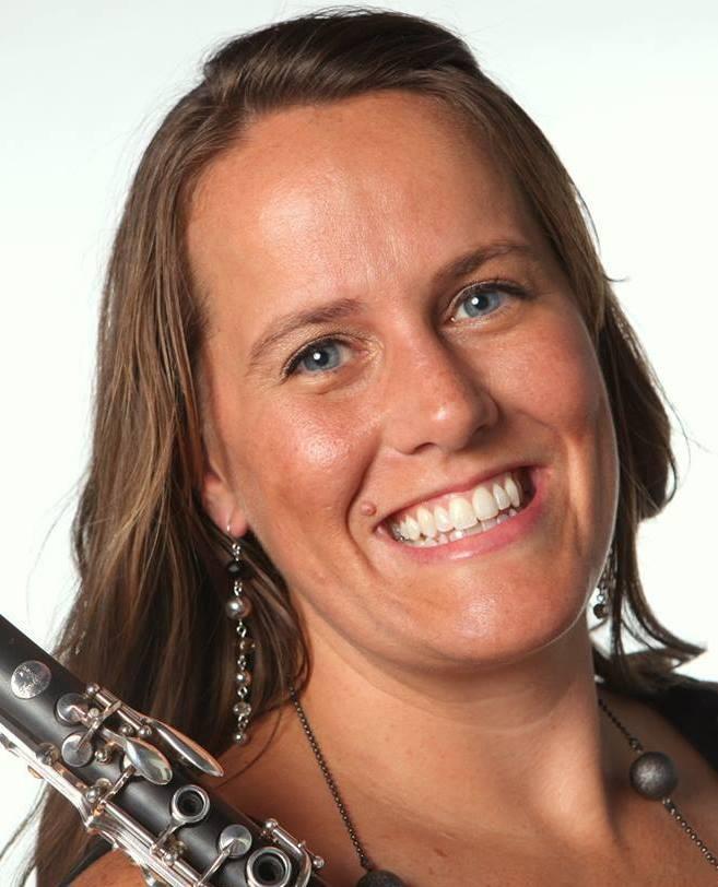 Jennifer Royals, SCSO Principal Clarinetist