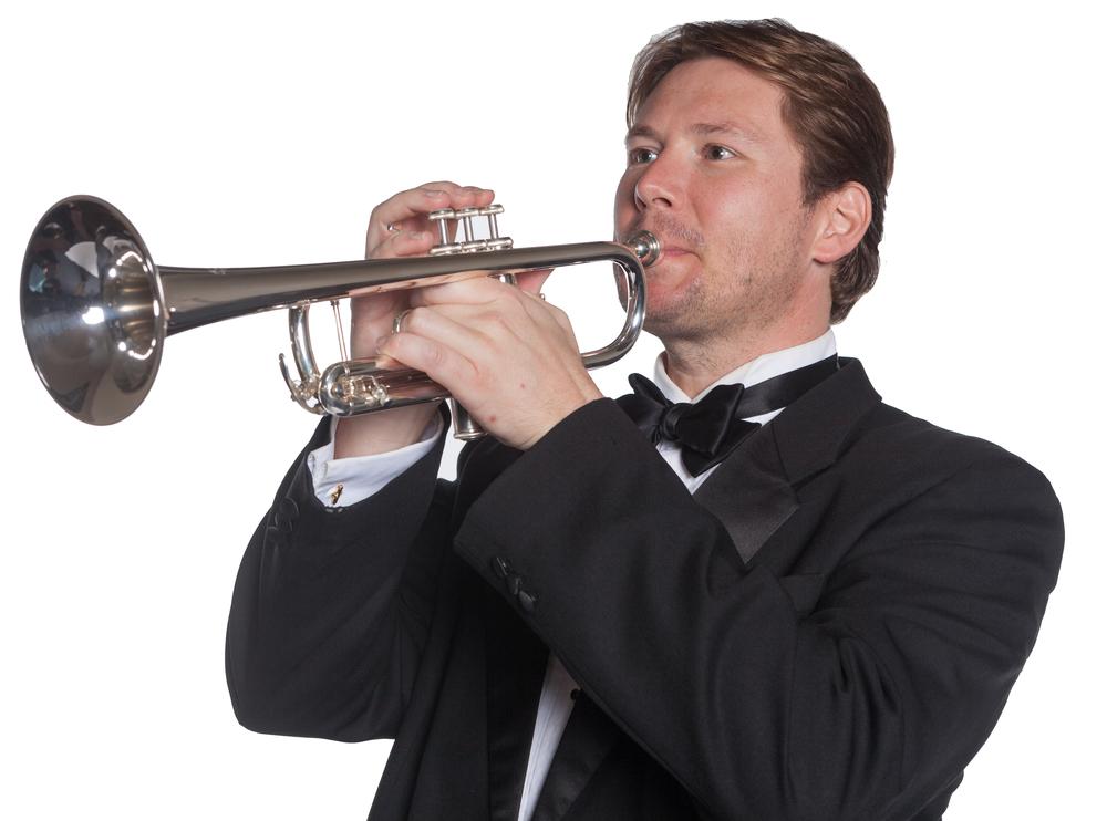 Michael Fee, SCSO Principal Trumpet