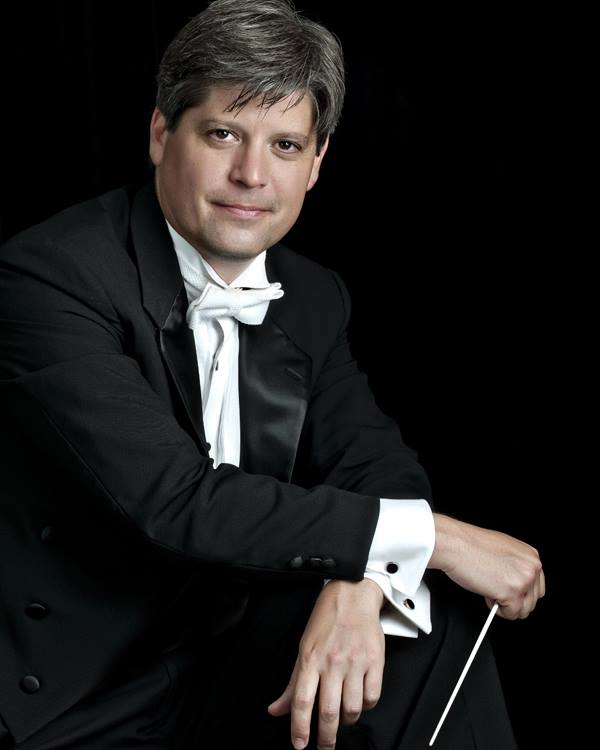 Michael Hall, Music Director, Kennett Symphony and SCSO Guest Conductor