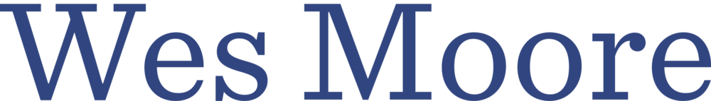 Wes Moore Logo