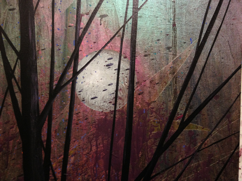 The Moon Making Love to a Tree (Detail).JPG