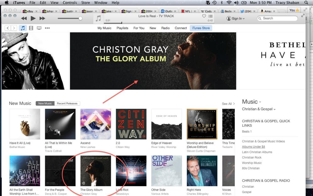 iTunes Christian
