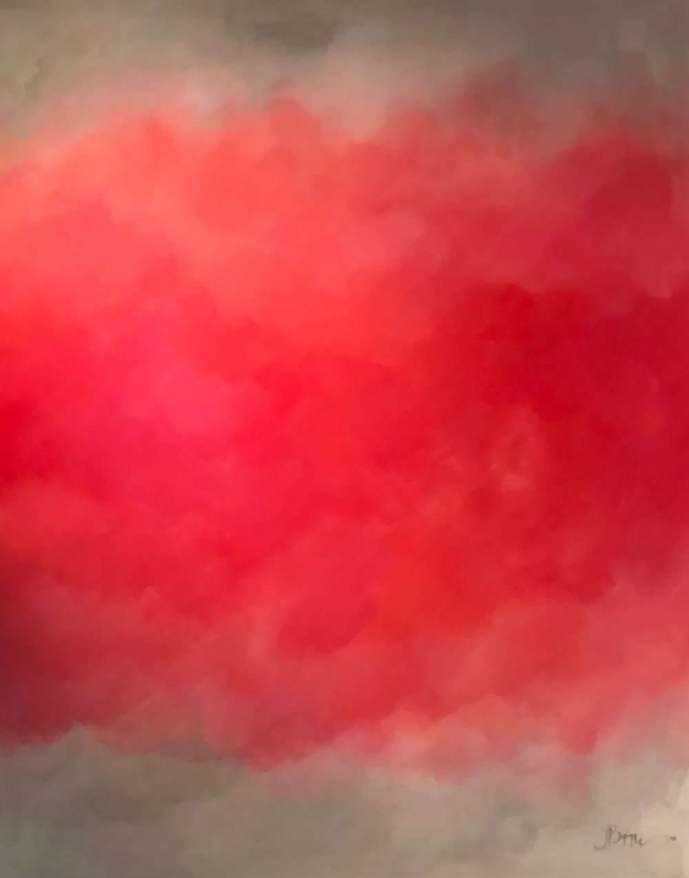 Julie Boreman - Soft Contemporary Artist