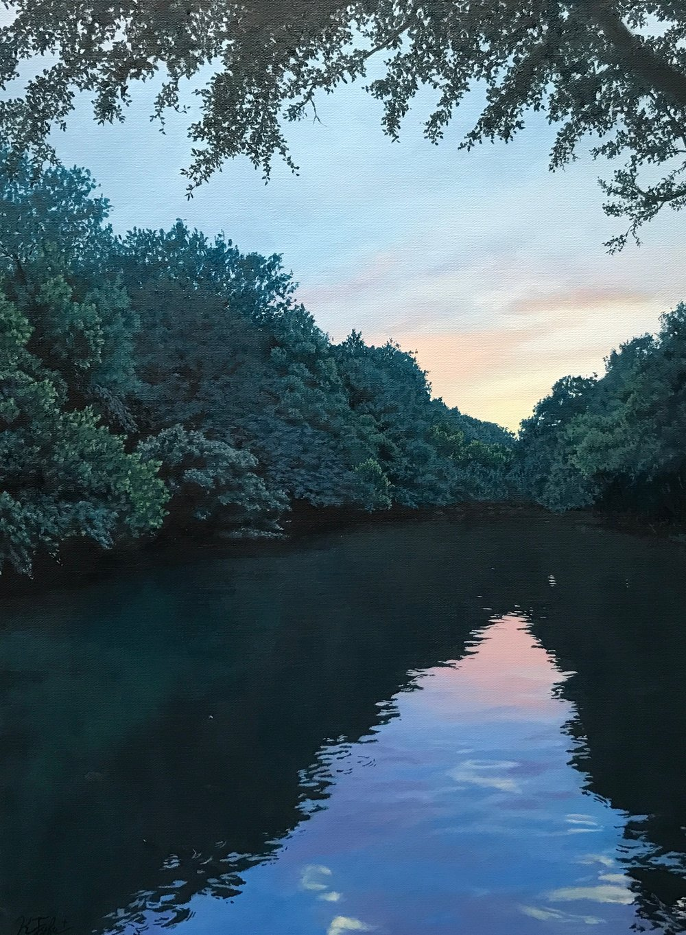 Kramer Fyfe - Landscape Oil Painter